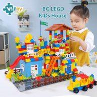 Bộ Lego Kids House cao cấp dành cho bé