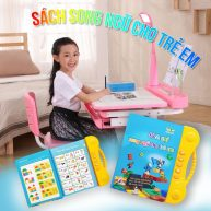 Sách song ngữ Anh-Việt cho bé