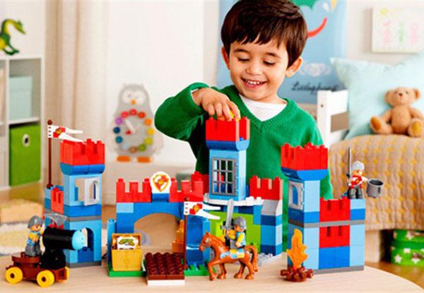 Đồ chơi bé 3 tuổi giúp trẻ gia tăng sức sáng tạo